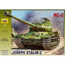 Zvezda 3524 Soviet Heavy Tank IS-2