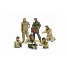 1/35 US Tank Crew Set (European Theater)