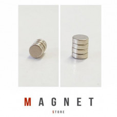 3mm Round Rare Earth Button Magnets (10PCS/SET)