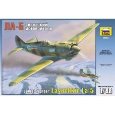 1/48 Zvezda 4803 LAVOCHKIN LA-5