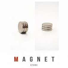 10mm Round Rare Earth Button Magnets (10PCS/SET)