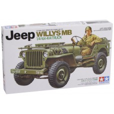 1/35 US Willys Jeep MB 1/4 Ton
