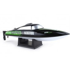 R/C Vector SR48 Brushed Boat with battery & USB Charger