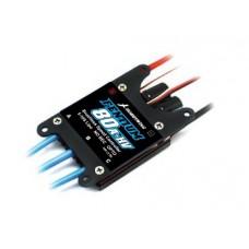 Ezrun New Hobbywing Fentium 80A Hv Esc (High Voltage V4.1)