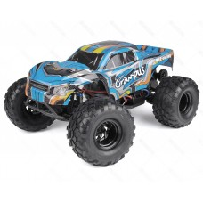 HSP 1/10 Scale  RTR Brushless Off Road Monster Truck with Wheelie Bar (Colour Blue)