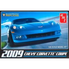 1/25 Chevy Corvette Coupe (2009)