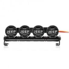 LED Light for Car / Cherokee / Jeep  -  BLACK