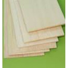 Balsa Sheets 915x100mm - Various Thcknesses