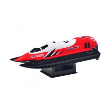 R/C Claymore Brushed Boat with battery & USB Charger