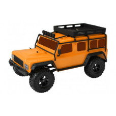 VRX 1/10 R/C BF-4J (Land Rover) Brushed Rock Crawler (Orange)