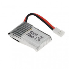 3.7V 300mAh 25C LiPo Battery for 761-3