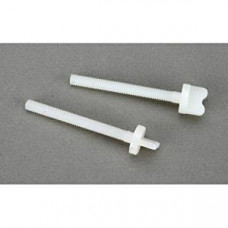 Nylon Thumbscrew Wing Bolt M4x30 (1pc)
