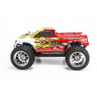 HSP 94211 PRO 1/10TH Scale 4WD Electric Power Monster Truck RTR (BLACK/YELLOW/BLUE)