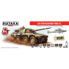 Hataka HTK-AS92 South African Army paint set