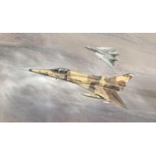 1/72 IAF KFIR C2 / F-21 LION - SUPER DECAL SHEET INCLUDED