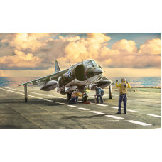 1/72 AV-8A Harrier - Super Decal Sheet Included
