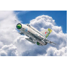 1/72 MiG-21 Bis ''Fishbed'' - Super Decal Sheet Included
