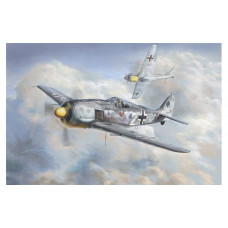 1/48 Focke-Wulf Fw-190 A8 - Super Decal Sheet Included