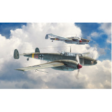 1/48 Bf 110 C/D - Super Decal Sheet Included