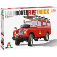 1/24 LAND ROVER FIRE TRUCK