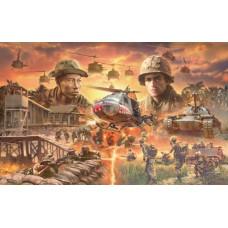 1/72 Battle Set :Operation Silver Bayonet (Vietnam War)