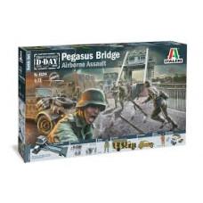 1/72 PEGASUS BRIDGE D-DAY 75TH ANNIVERSARY