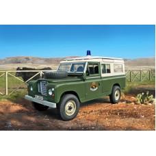 "1/35 Land Rover 109 ""Guardia Civil"""