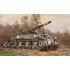 1/72 M-12 Gun Motor Carriage