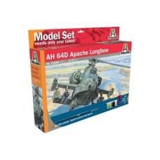 1/72 AH-64 D Apache (MS) Starter kit