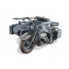 1/9 Zundapp KS 750 with Sidecar