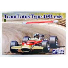Team Lotus Type 49B 1969