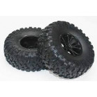 Pre-assembled Tyres (2) for Octane XL