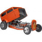 ORANGE CRATE 1937 FORD SEDAN 1/24