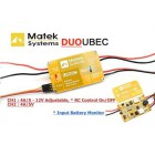 Matek UBEC DUO 4A/5-12V And 4A/5V