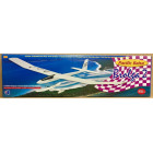 Pacific Balsa Brolga 2 Glider Aircraft - 2m Wingspan - Build Kit