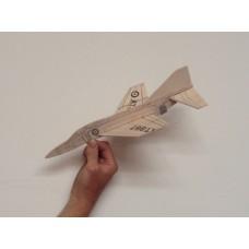 Pacific Balsa Phantom Aircraft