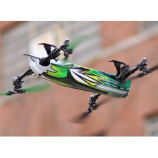 Assault Reaper 500 Collective Pitch 3D Quadcopter (Mode 2) (Ready to Fly)