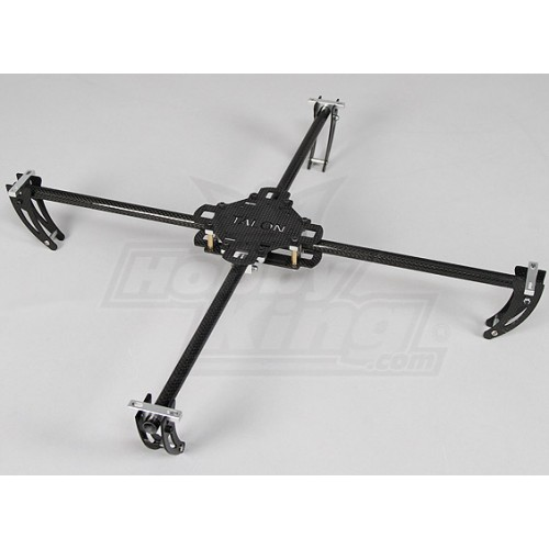 Turnigy Talon Carbon Fiber Quadcopter Frame (V1)
