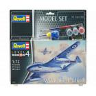 1/ 72 Vampire F Mk3 Starter Kit
