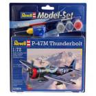 1/72 Revell P-47M Thunderbolt Starter Kit