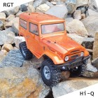 RGT HSP 2.4Ghz 1/10 Electric 4WD RC Car Rock Crawler