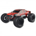 1/10 R/C Sword Brushed Electric Mega Truck (Thor) (Red/Black)