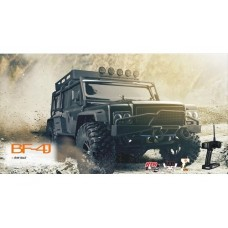 VRX 1/10 R/C BF-4J (Land Rover) Brushed Rock Crawler (Black)