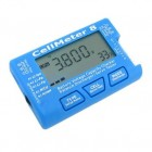 Cellmeter 8 Auto Checker 1~8S LiPo Battery Checker and Balancer/Servo Tester