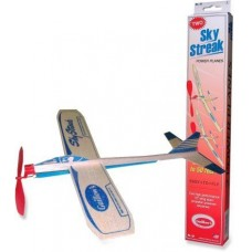 Guillow's Skystreak Glider Rubber Pwd