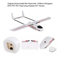 Sonicmodel Mini Skyhunter V2 1238mm Wingspan FPV EPO Airplane RC Aircraft KIT