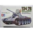 Tamiya 1/35 Scale Russian Tank T34/76 1942 Kit