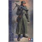 1/16 WWII German Machine Gunner