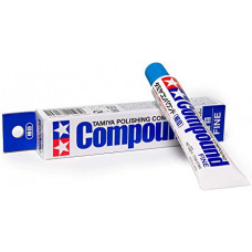 Tamiya Polishing Compound-Fine 22ml