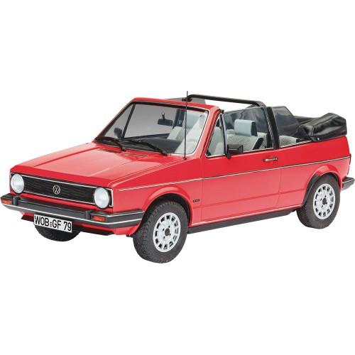 124 Vw Golf 1 Cabrio